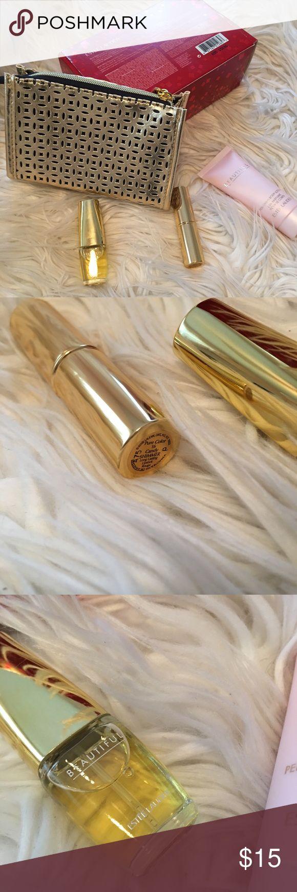 Estée Lauder gift set nwot Estée Lauder gift set Estee Lauder Makeup Lipstick