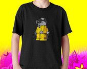 Breaking Bad Lego Mens And Womens Youth T shirt