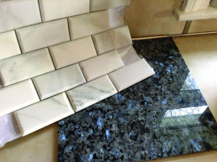 Homeeideas Com Blue Granite Countertops Granite Countertops Kitchen Blue Pearl Granite
