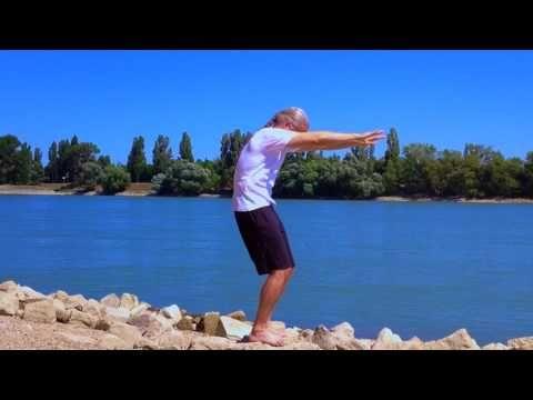 9 funkcionális jógagyakorlat / gerinctorna gyakorlat hátfájásra videó - YouTube