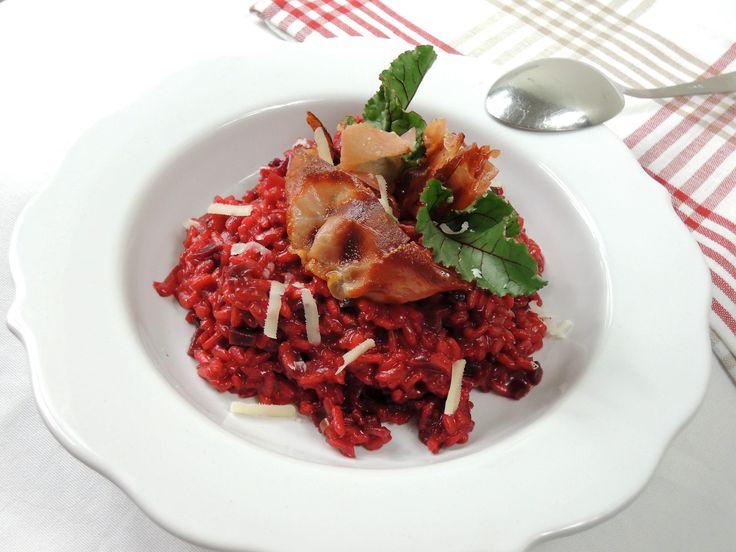 Risotto patří mezi naše nejoblíbenější jídla. S řepou jsme ho zkusili poprvé a bylo naprosto úžasné :P