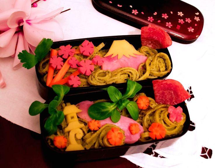 Bento lunch box - Parte 1 | TasteIT