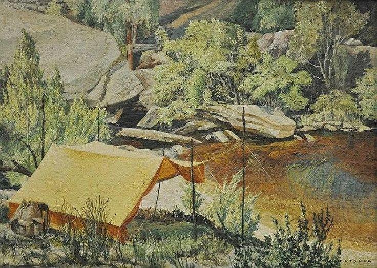 ROBERTSHAW, Freda (1917-1997) - by Davidson Auctions