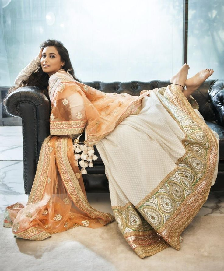 #KnotsAndHearts || #WeLove || Sabyasachi ||Rani Mukherjee