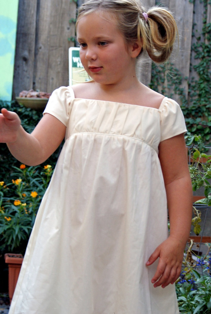 78 best images about regency weddings on pinterest for Organic cotton wedding dress