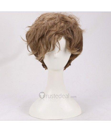 Fantastic Beasts Newt Scamander Brown Curl Cosplay Wig $19.99  http://www.trustedeal.com/Fantastic-Beasts-Newt-Scamander-Brown-Curl-Cosplay-Wig.html