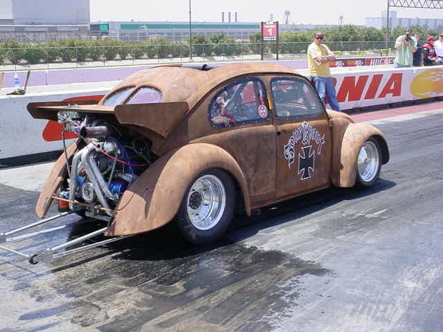 1000 images about drag racing vw beetle on pinterest drag race cars drag cars and wheels - Garage volkswagen bois d arcy ...