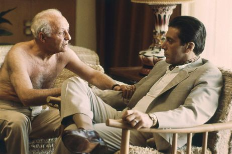 25+ best ideas about Hyman Roth on Pinterest | Corleone ...