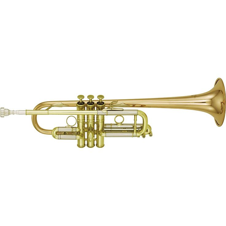 Kanstul 1510-A Series C Trumpet 1510-A-1 Lacquer