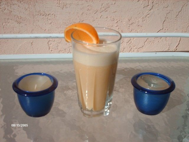 Creamsicle Smoothie from CDKitchen.com
