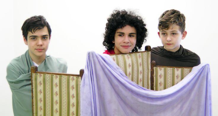 Kamerové testy - Tři princové
