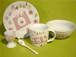 Παιδικό σετ πρωινού - Rabbit