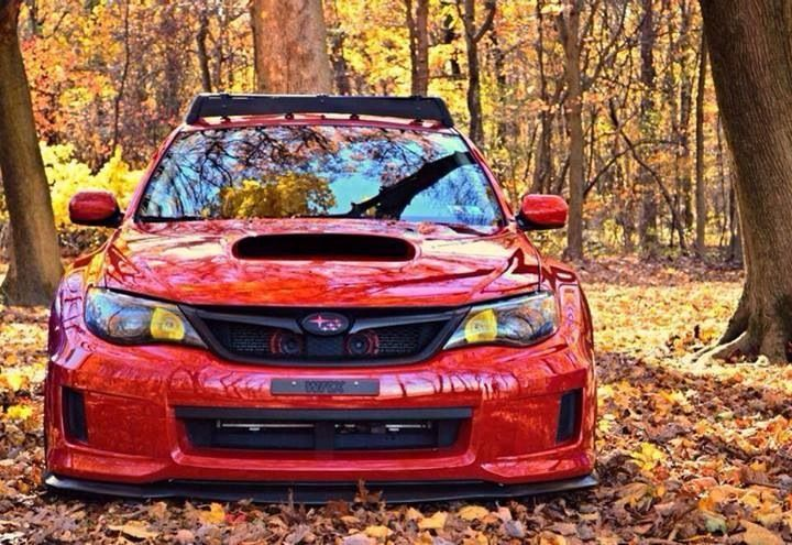 Subaru love (shout out to owner for the great pic!)