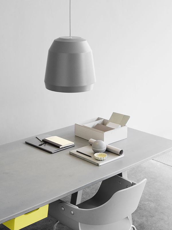 Mingus P2 Very Grey designed by Cecilie Manz
