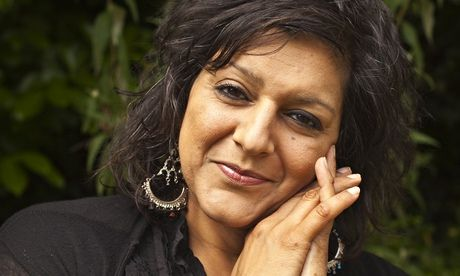 """Meera Syal:: ' In a multicultural country, we should """"broaden the curriculum rather than narrow it'. Photograph: Antonio Olmos for the Observer"""