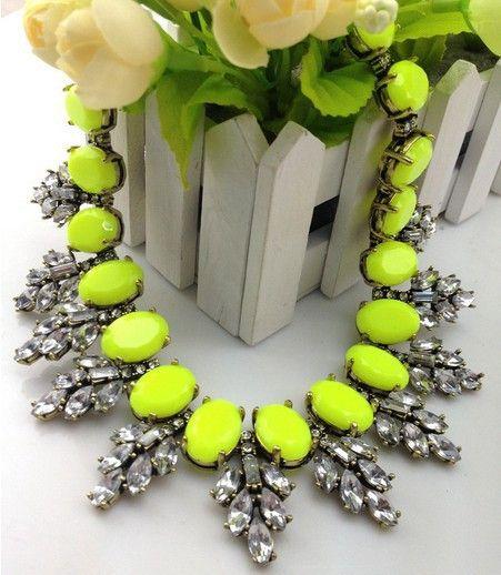 Madeline Crystal Necklace