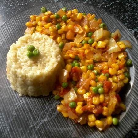 Mexikói zöldségpörkölt Recept képpel - Mindmegette.hu - Receptek