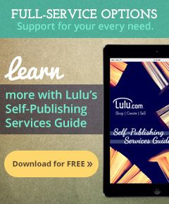 Lulu.com's Self-Publishing Services Guide