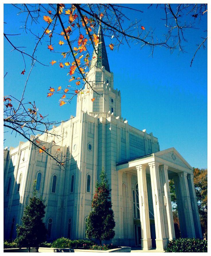 Houston LDS Temple