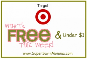 TARGET DEALS $$ What's FREE & Under $1 This Week? (3/11 – 3/17)!