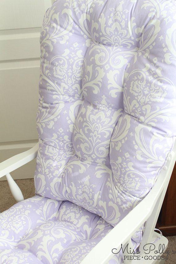 Custom Chair Cushions/ Glider Cushions/ Rocking Chair