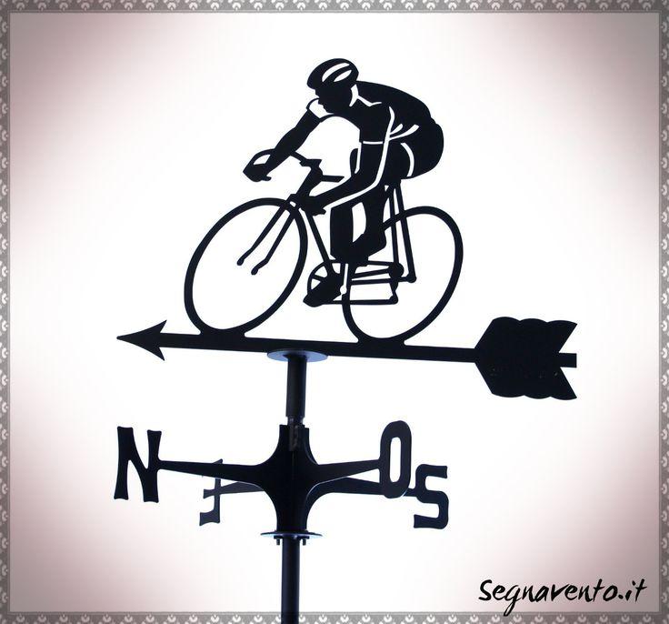 #Segnavento: in questi giorni è iniziato il Giro d'Italia ... come salutare i  nostri atleti se non con una #Banderuola #Segnavento in loro onore?!! #Ciclista http://www.amazon.it/Banderuola-segnavento-segna-CICLISTA-CONSEGNA/dp/B00QH2H058/ref=sr_1_134?ie=UTF8&qid=1432068006&sr=8-134&keywords=cornali