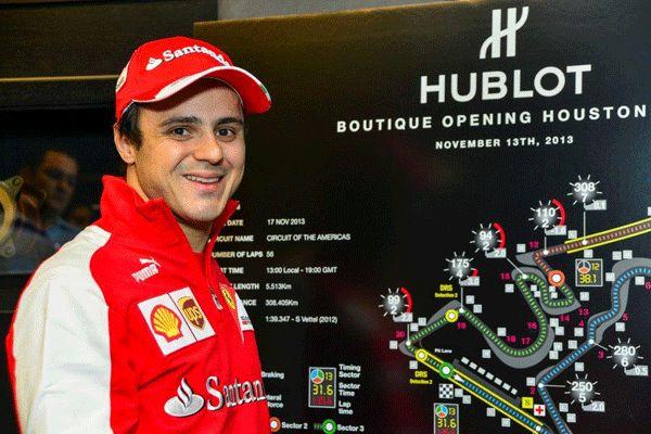 Felipe Massa : Bisa Menang Di Brazil Berasa Jadi Juara Dunia - Vivaoto.com - Majalah Otomotif Online
