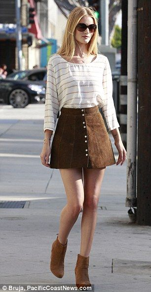69 best images about HOW TO WEAR SUEDE SKIRT on Pinterest | Alexa ...