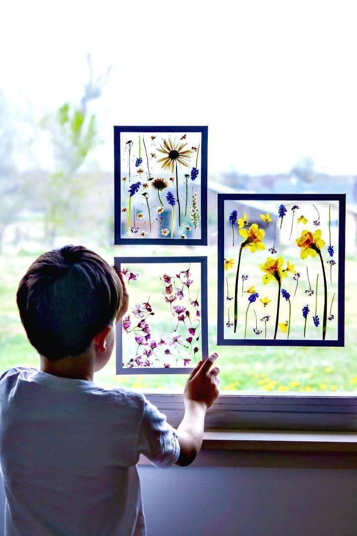 75 Einfache Bastelideen für Kinder, die Sie zu Hause machen können Basteln für Kinder