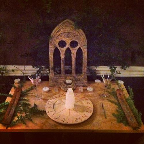 111 Best Images About Altars: 14 Best Images About Wiccan Altar On Pinterest