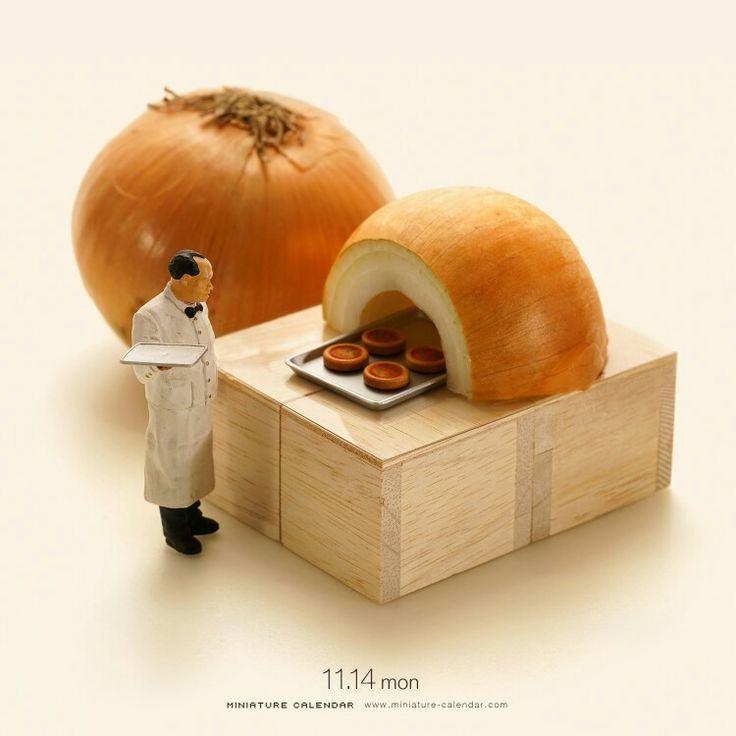 Onion oven...