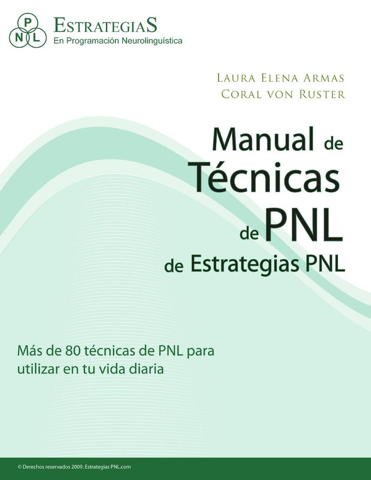 Manual de tecnicas de pnl