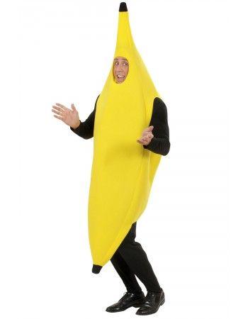 Déguisement banane pour adulte - BANANA déguisement