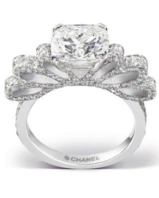 Chanel ring love