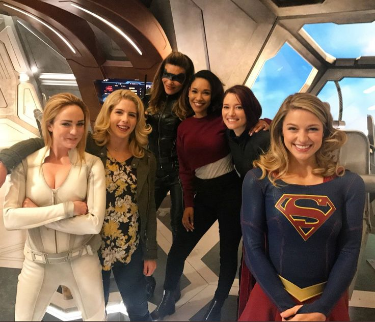 Melissa Chyler Candice Juliana Emily Caity These are Super Strong Women
