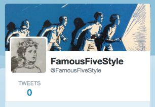 Famous Five Style blog