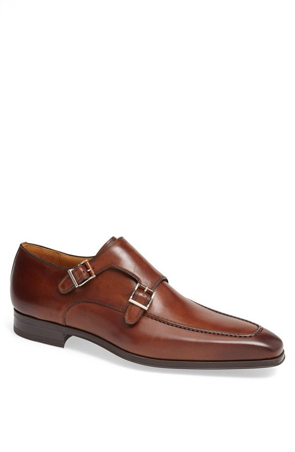 Magnanni 'Hector' Double Monk Slip-On