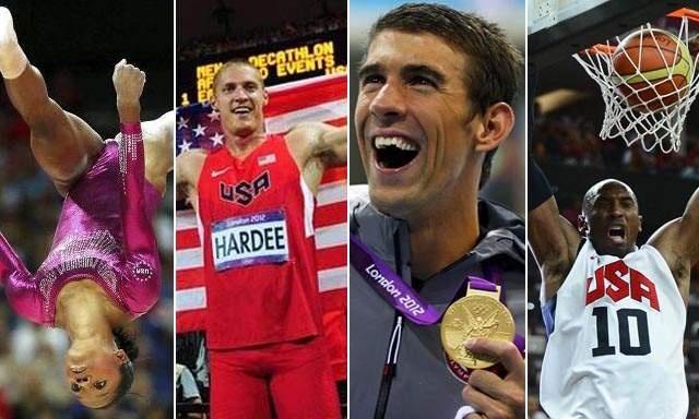Así quedó el Medallero Olímpico del Londres 2012 (Infografía)