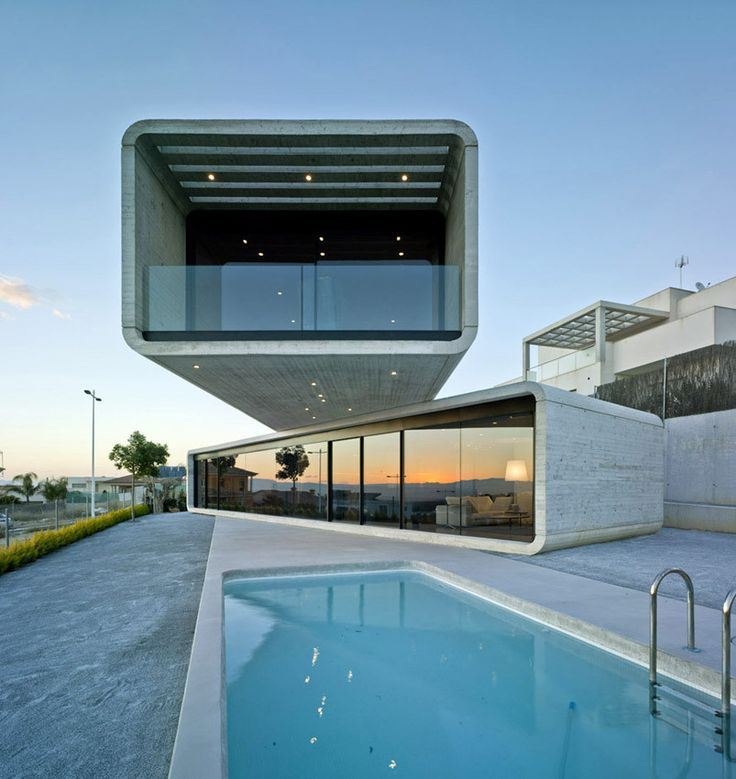 Best Images About Arquitetura On Pinterest Contemporary - Contemporary purity and simplicity pool villa by jm architecture italy