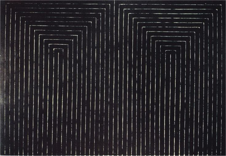 "Фрэнк Стелла (англ. Frank Stella; род. 12 мая 1936, Молден, Массачусетс). ""Абстракционизм - abstract art"" в социальных сетях - http://www.1abstractart.com/---abstract-art"