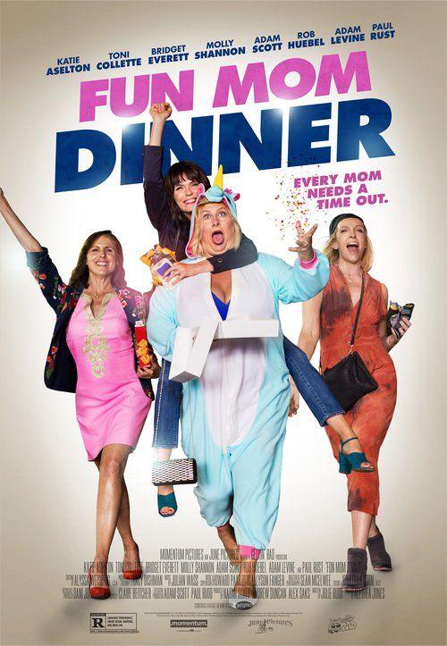 Fun Mom Dinner (2017) Full Movie Streaming HD