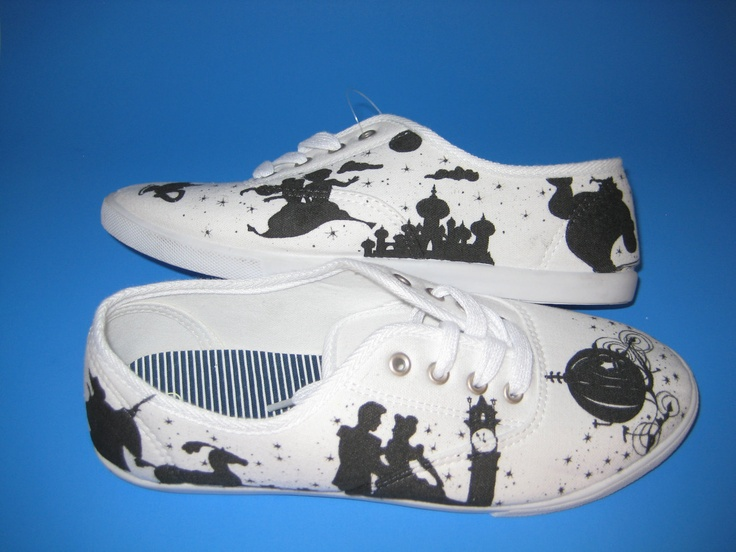 More Disney Shoes!