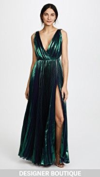 New Maria Lucia Hohan Reva Side Slit Dress online. Perfect on the Nicholas Clothing from top store. Sku bsek84961vhfv20396