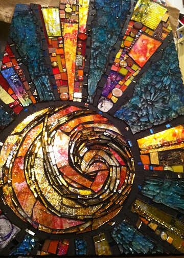 74 Best Images About Abstract Mosaics On Pinterest