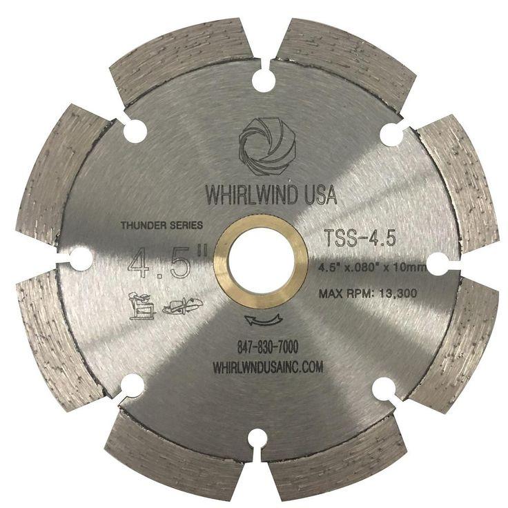 Stihl Ts400 Concrete Saw Blades