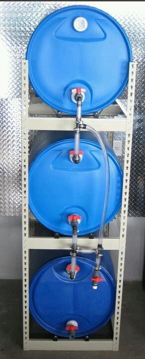 Almaveniento y suministro de agua complementaria