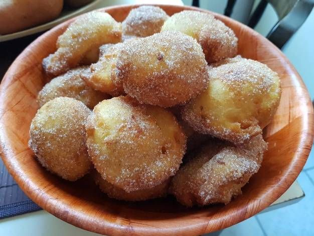 Ananászos fánk :)