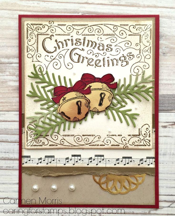 Caring for Stamps: Aftellen naar de Herfst/Winter Catalogus #19: Vintage Vrijdag #64: Stampin' Up! ~ Father Christmas