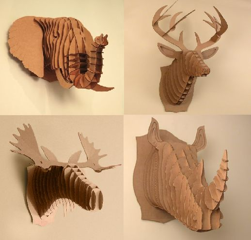 18 best 3D structures and sculpture making images by Ms Morrow\'s Art ...