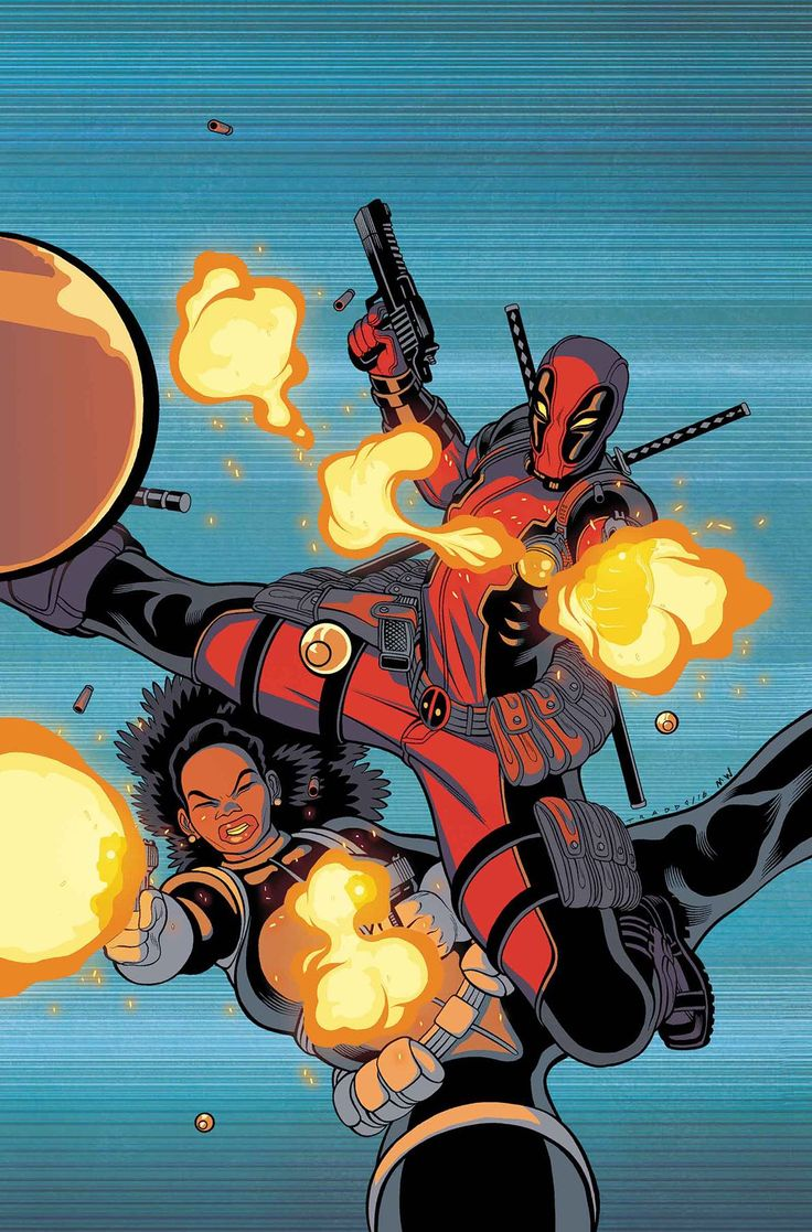 #Deadpool #Fan #Art. (Deadpool #24 Cover) By: Matteo Lolie & Tradd Moore & Matt Wilson. (THE * 5 * STÅR * ÅWARD * OF * MAJOR ÅWESOMENESS!!!™) [THANK U 4 PINNING!!!<·><]<©>ÅÅÅ+(OB4E)
